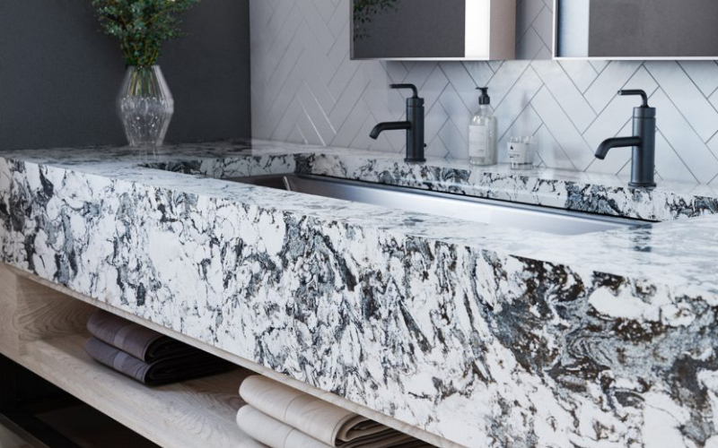 Cambria Quartz Vanity countertop