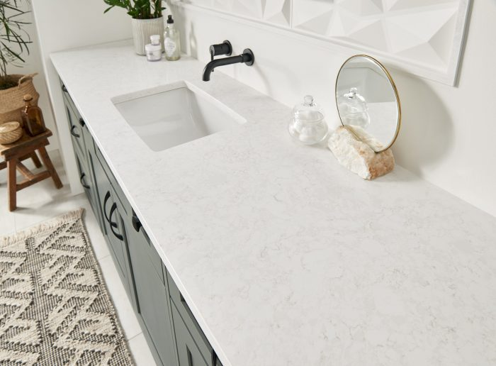 Forte Quartz Countertop by LG