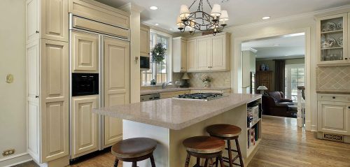 Juniper Trail Quartz countertop by LG