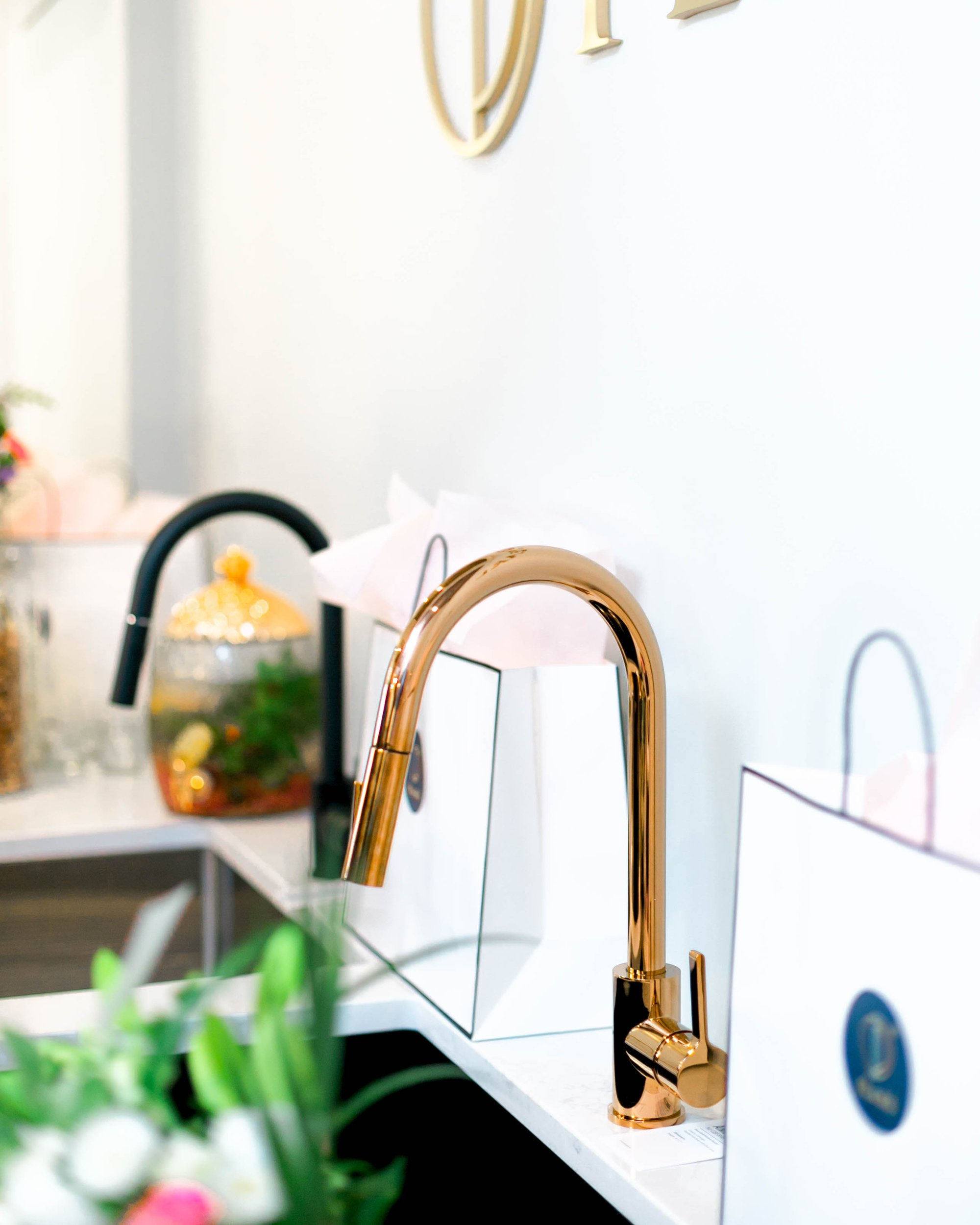 Amelia Kitchen Faucet by Pearl