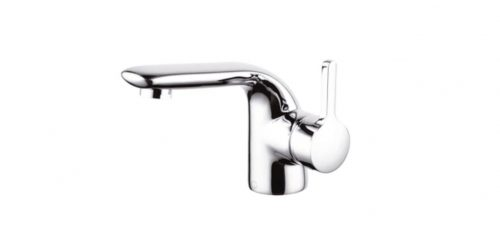 Austen Chrome Bathroom Faucet by Pearl