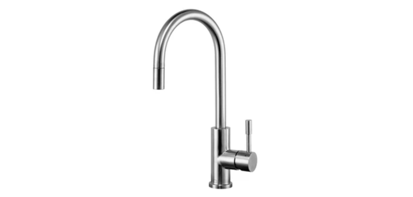 Rupert Kitchen Faucet by Pearl