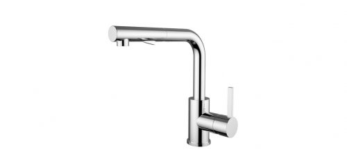 Olivia Kitchen Faucet by Pearl